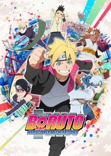 Boruto: Naruto Next Generations Episode 209