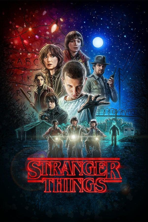 Stranger Things Saison 1