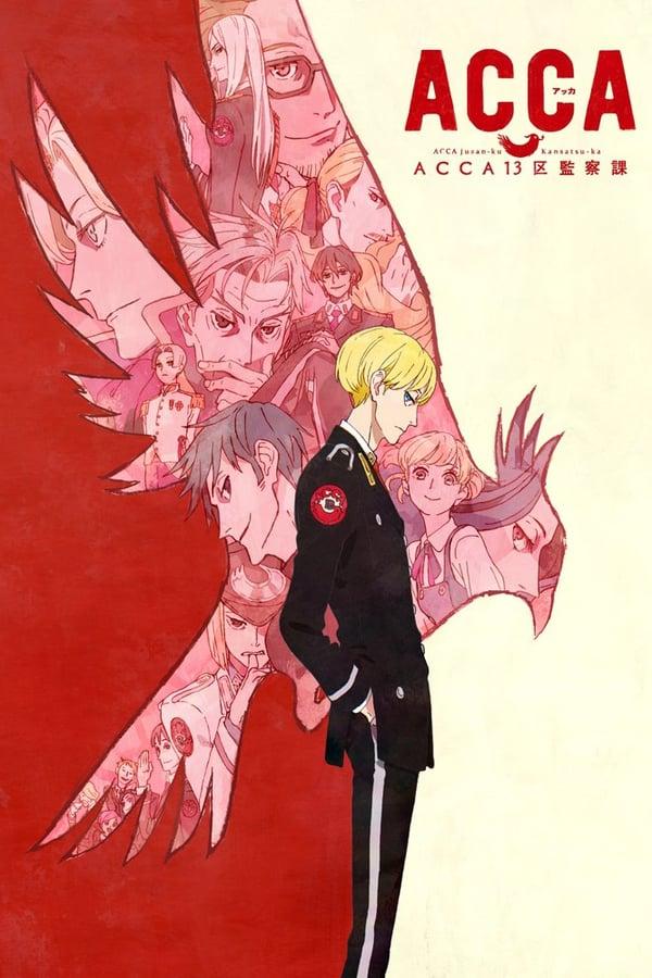 ACCA 13-Ku Kansatsu-Ka