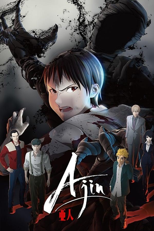 Ajin : semi-humain Saison 2