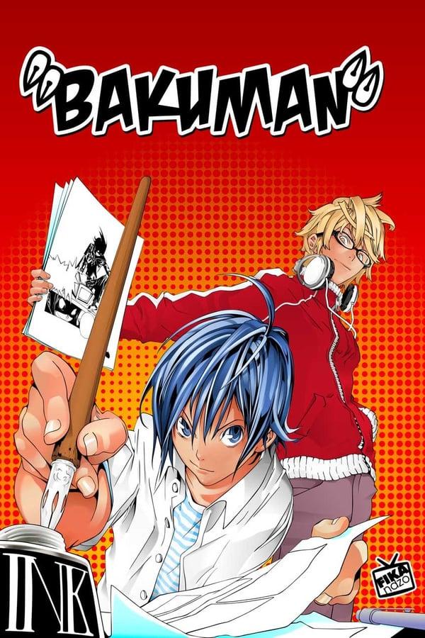 Bakuman Saison 1 Episode 25