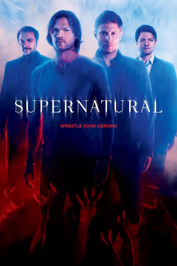 Supernatural Saison 12