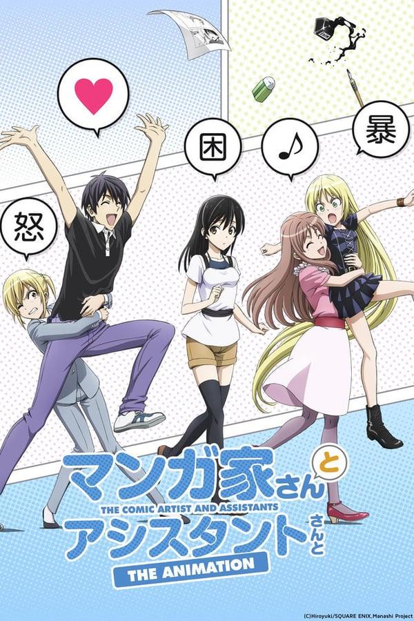 Mangaka-san to Assistant-san to Episode 18