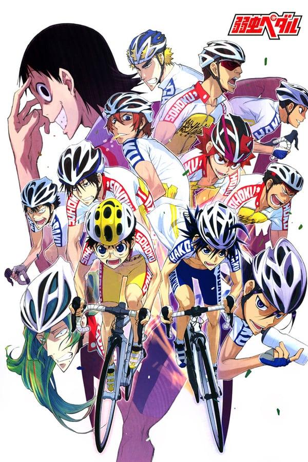 Yowamushi Pedal Saison 2