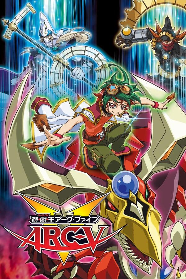 Yu-Gi-Oh Arc- V