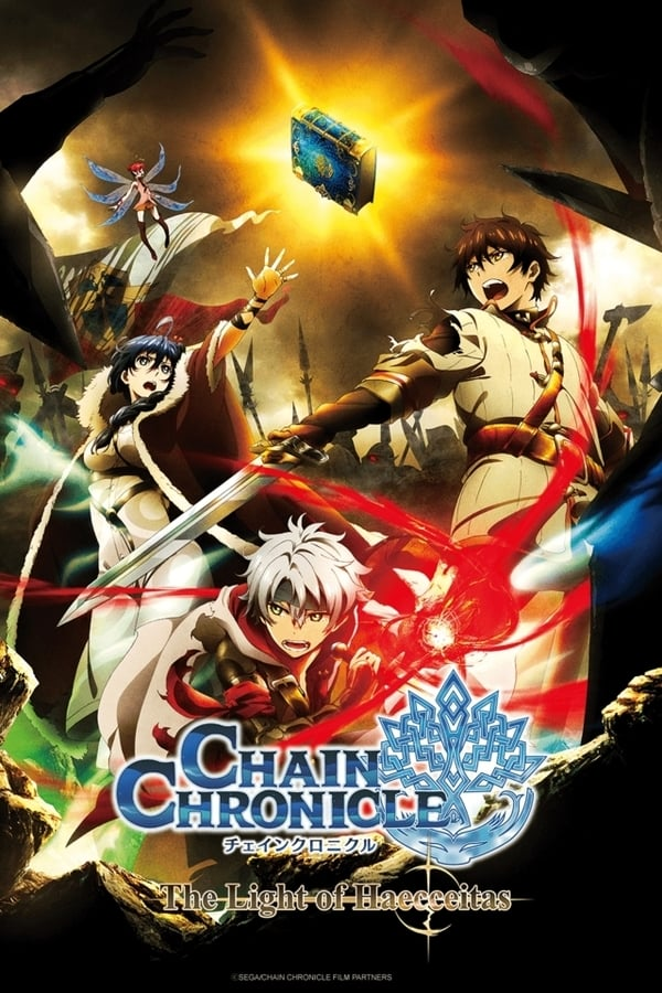 Chain Chronicle: The Light of Haecceitas Part 1 (2016)
