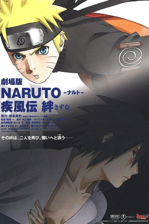 Naruto Shippuden Film 2 : Les Liens (2008)