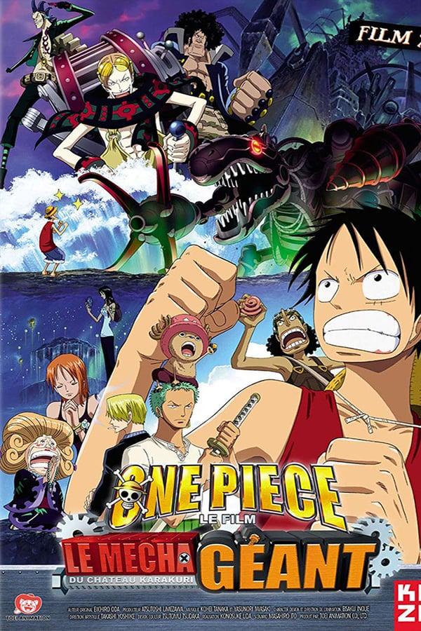One Piece Movie 7: Karakuri-jou no Mecha Kyohei (2006)