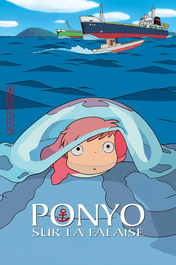 Ponyo sur la falaise (2008) Episode