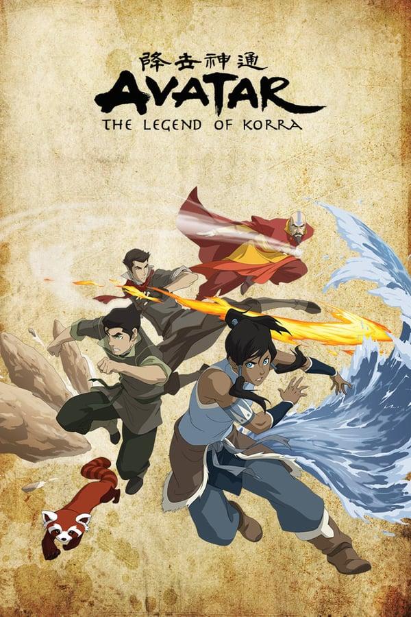 Avatar : La légende de Korra Saison 3