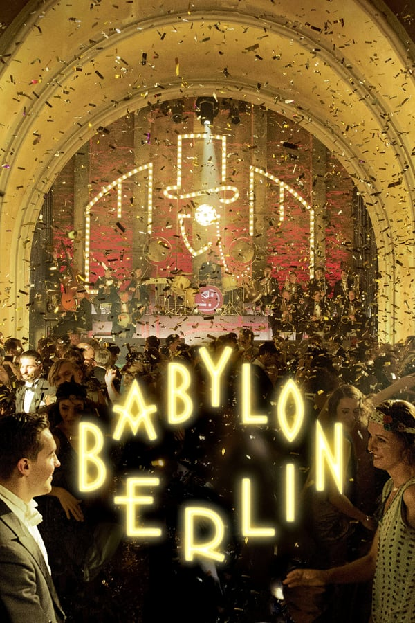 Babylon Berlin Saison 1