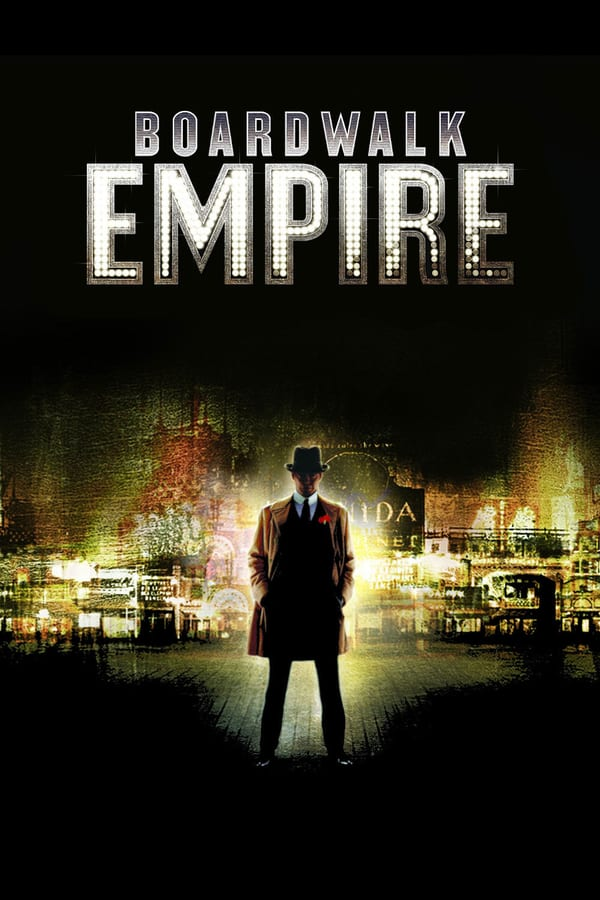 Boardwalk Empire Saison 1