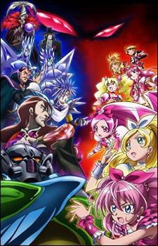 Precure All Stars Movie DX3: Mirai ni Todoke! Sekai wo Tsunagu Niji-iro no Hana