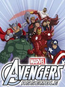 Avengers Rassemblement Saison 1