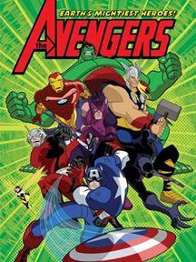 Avengers : l'équipe des super héros Saison 1