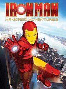 Iron Man Armored Adventures Saison 2