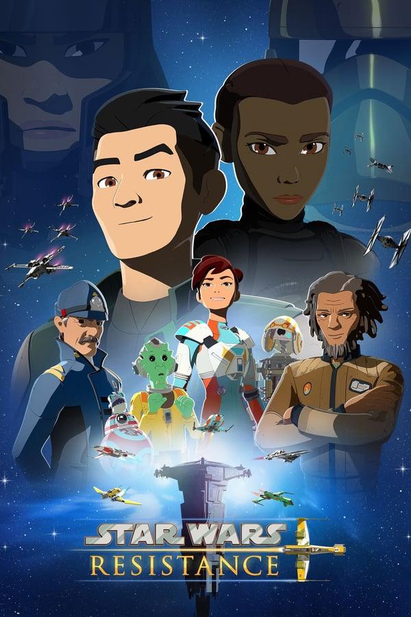 Star Wars Résistance Saison 2