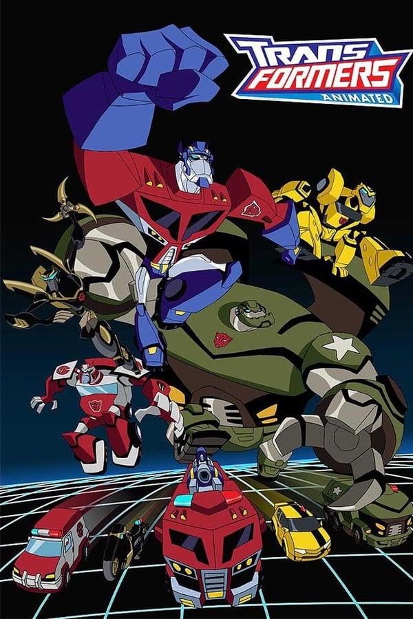 Transformers Animated Saison 1