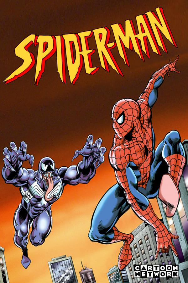 Spider-Man, l'homme-araignée