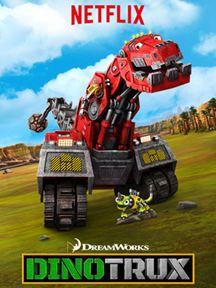 Dinotrux Saison 4