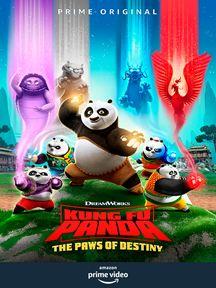 Kung Fu Panda The Paws of Destiny Saison 1