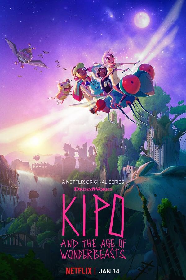 Kipo et l'âge de Animonstres Saison 1