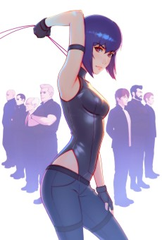 Ghost in the Shell: SAC_2045 Saison 1