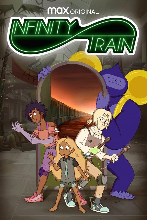 Infinity Train Saison 1