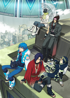 DRAMAtical Murder OVA: Data_xx_Transitory OVA (2015)
