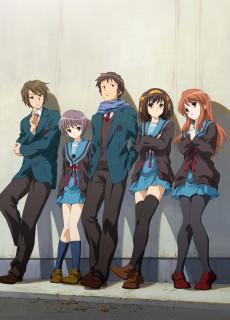 The Disappearance of Haruhi Suzumiya VF (2010)