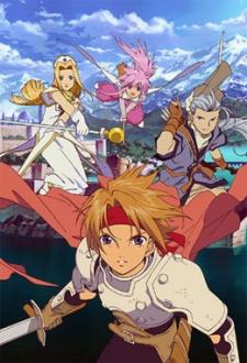 Tales Of Phantasia OVA