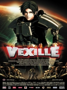 Vexille: 2077 Japan National Isolation (2007)