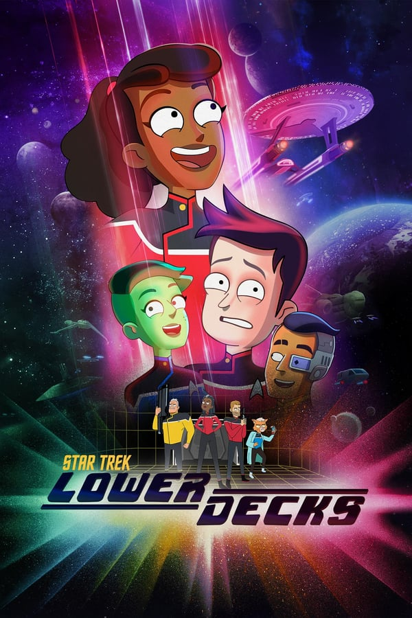 Star Trek : Lower Decks Saison 1