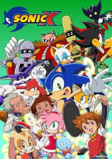Sonic X VF