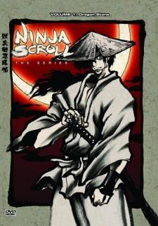 Ninja Scroll: The Series VF