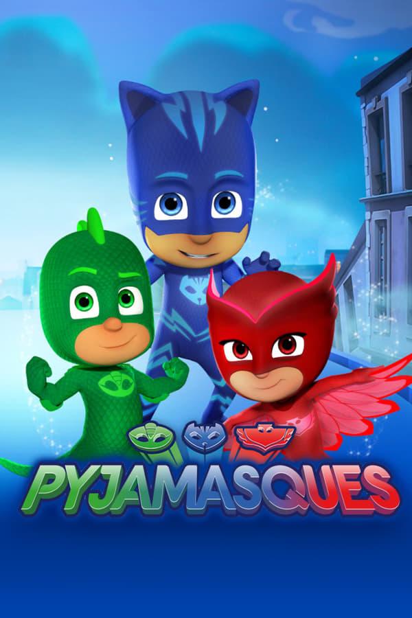 Les Pyjamasques Saison 4 VF