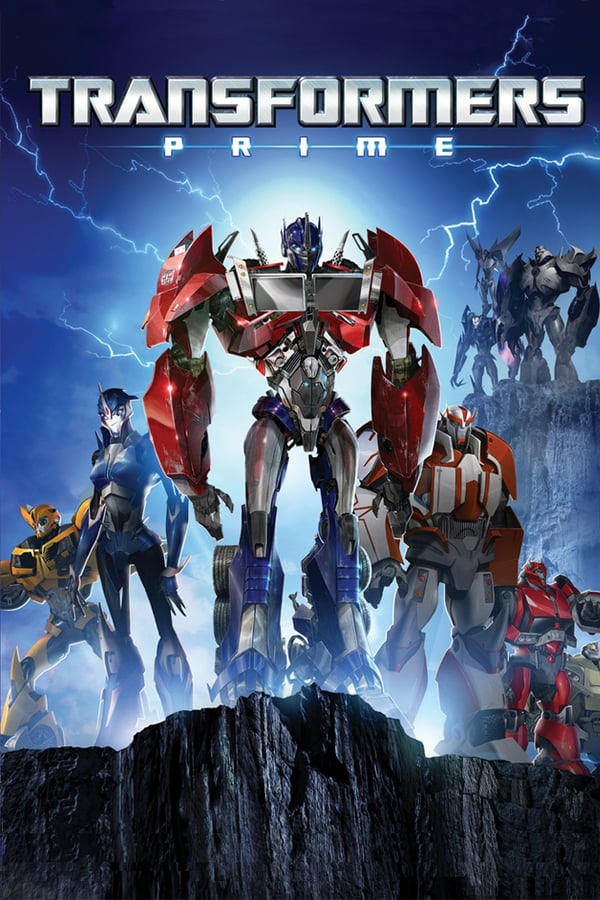 Transformers Prime Saison 2 VF