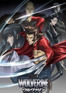 Marvel Anime Wolverine VF