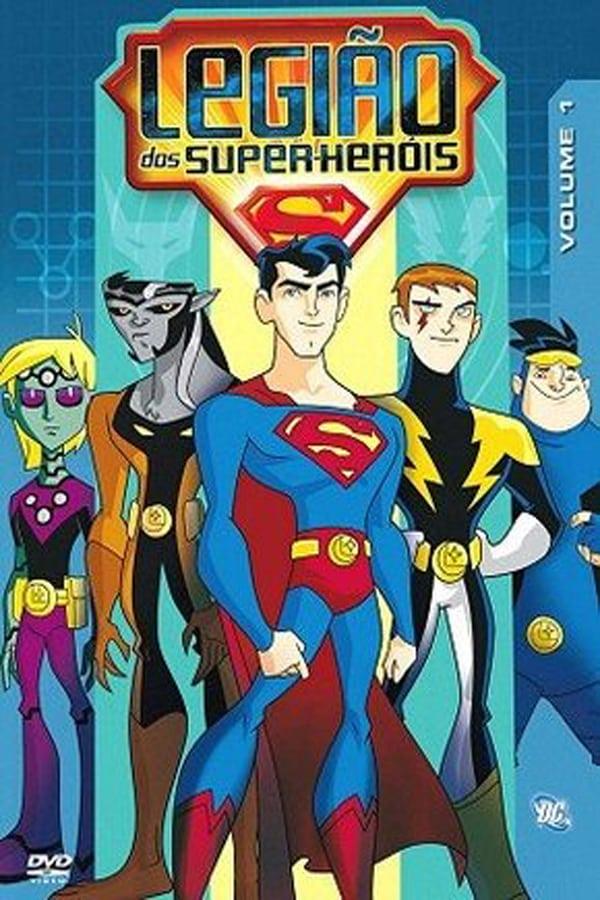 La Légende des Super-héros Saison 2 VF