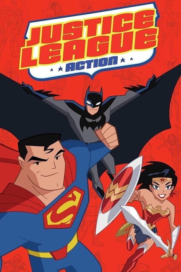 Justice League Action Saison 1 VF
