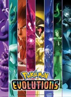 Pokémon Evolutions VF